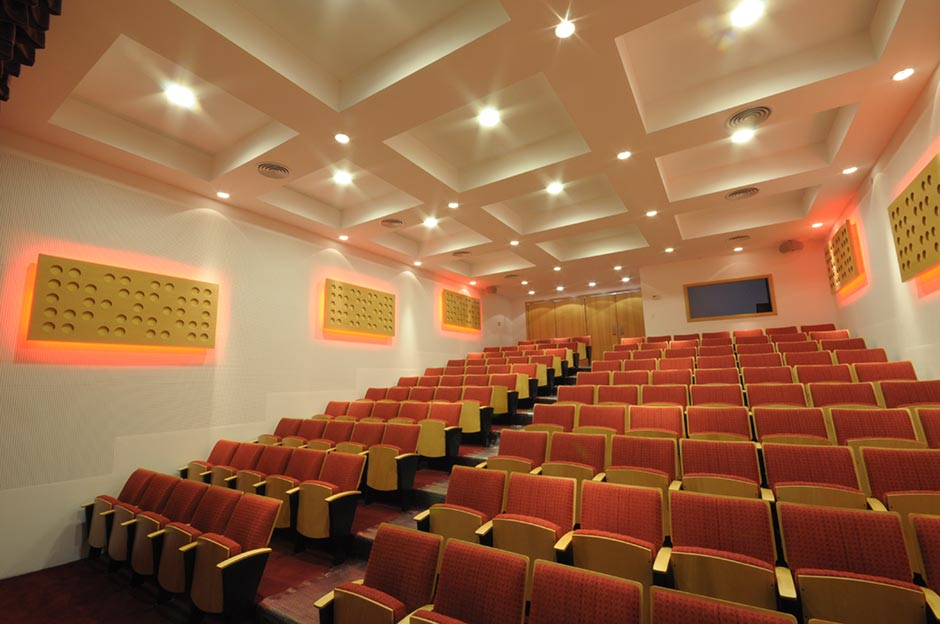 Auditorio  AMPHI