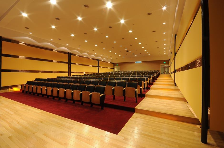 Auditorio del Bicentenario